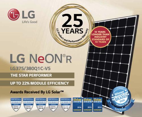 LG NeON R